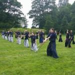 What is Kihap(shouting)-At the 2015 Finnish Haedong Kumdo Training Summer Camp