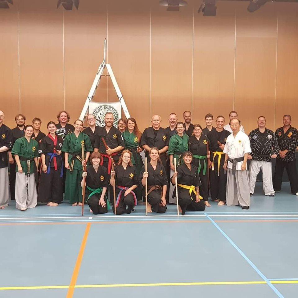 Through 2019 Dutch Workshop